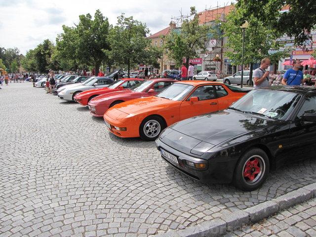 Foto z dřívější akce v Čáslavi